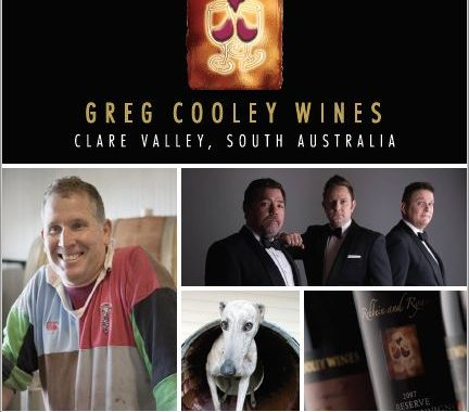 Greg Cooley Wines Lunch at Fairmead House 4th June 2017