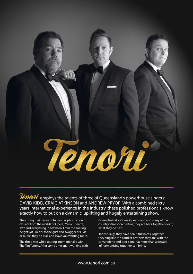 Greg Cooley Wines presents Tenori