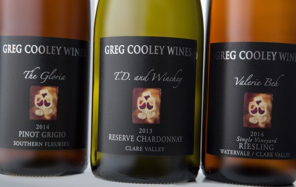 Greg Cooley Wines - whites