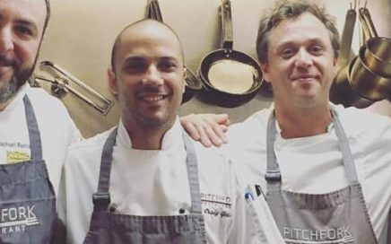 Pitchfork Restaurant with Greg Cooley Wines
