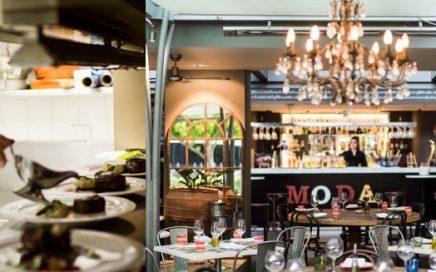 moda Restaurant on Edward with Javier Codina