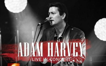 Greg Cooley Wines presents Adam Harvey Up Close and Acoustic