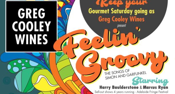 Greg Cooley Wines Gourmet 2021 Feelin' Groovy